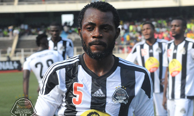 16th finals of the Champions League: Mazembe faces Fosa Juniors without Issama Mpeko