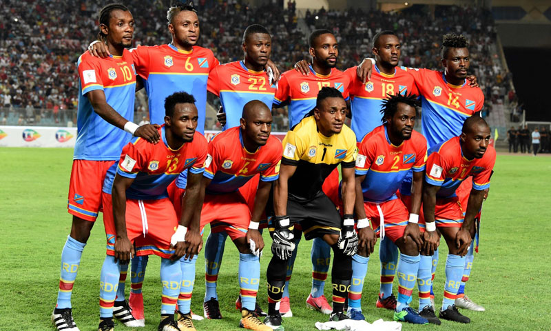 DR Congo National Football Team Background 10
