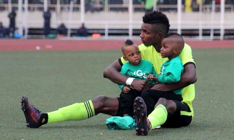 """Résultat de recherche d'images pour """"Foot-transfert : Fabrice Luamba Ngoma à Raja Casablanca"""""""