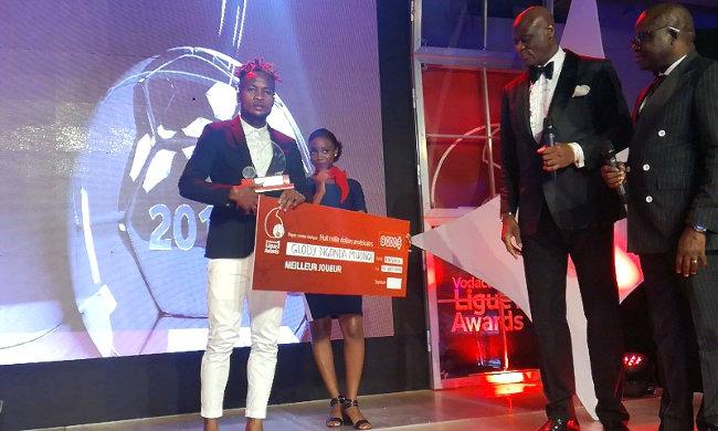 League 1 Awards: Glody Ngonda Golden Ball
