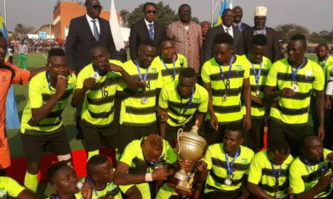 CAF-C2, Nyuki-Al Shandy Alhy: free entry into the Martyrs Stadium