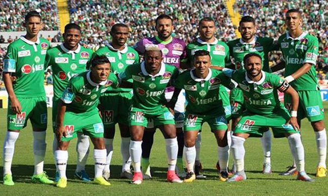 CAF C2: Raja could lose its first leg against V. Club
