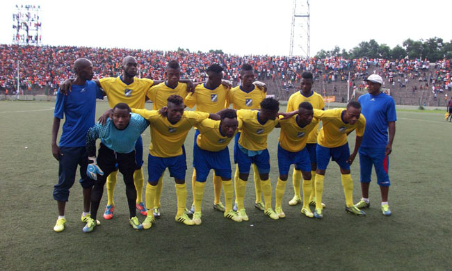 Ligue 1: AC Rangers and Sanga Balende are neutralized (1-1)