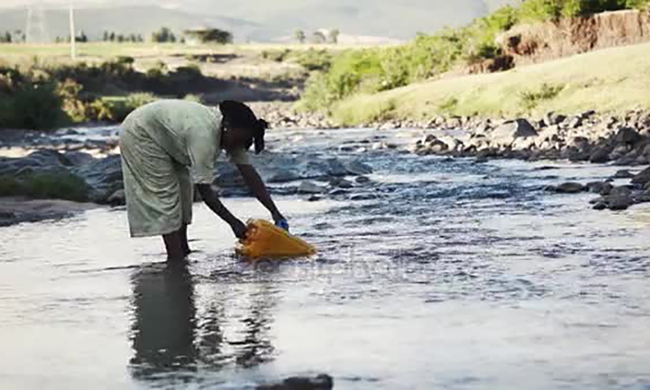 Deteriorating water quality reduces economic growth by a third in some countries