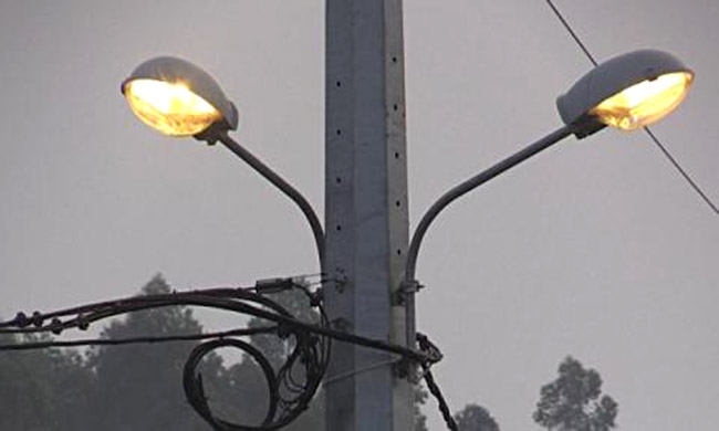 The territory of Seke-Banza electrified after 30 years
