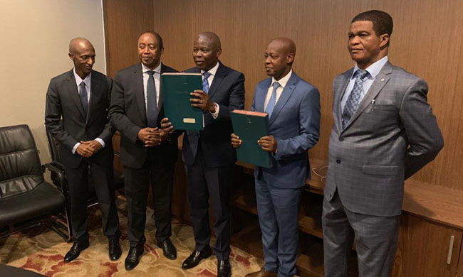 Heads of security services in Central Africa hold talks in Kinshasa