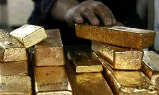 Prices of gold and silver projected upward on the international market