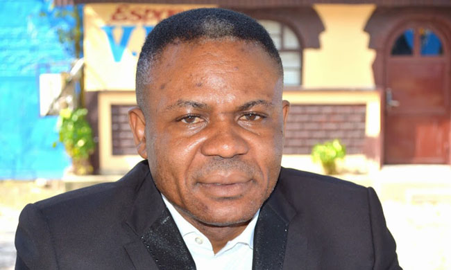 Kinshasa: Ruben Boleli proposed to replace Dolly Makambo at the provincial Ministry of the Interior