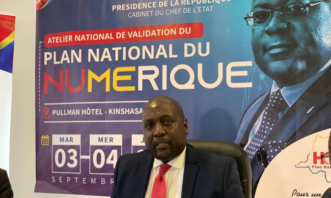 Felix Tshisekedi will soon endow the DRC with a national digital plan