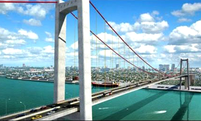 Kinshasa-Brazzaville bridge: an economic danger threatens the ports of Matadi, Boma and Banana