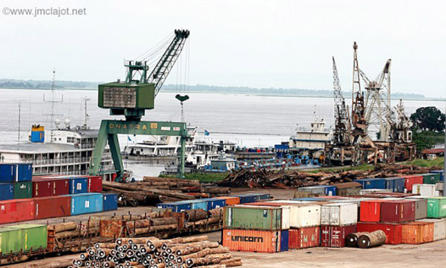 The construction of Banana's deep-water port is a matter of sovereignty