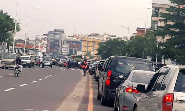 Confining of the downtown area of Kinshasa: FEC denounces the confusion created by the police force