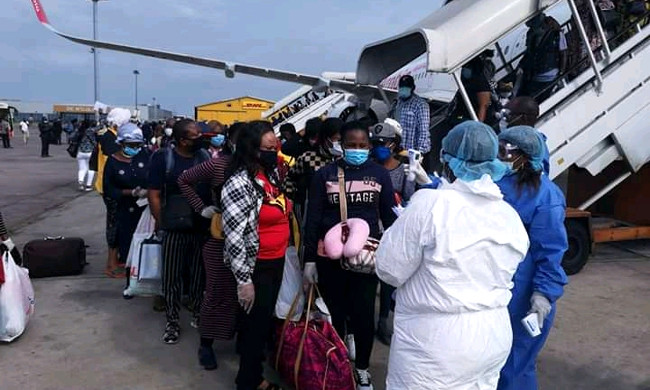 Repatriation to Kinshasa of 98 Congolese blocked in Turkey: the government held its promise