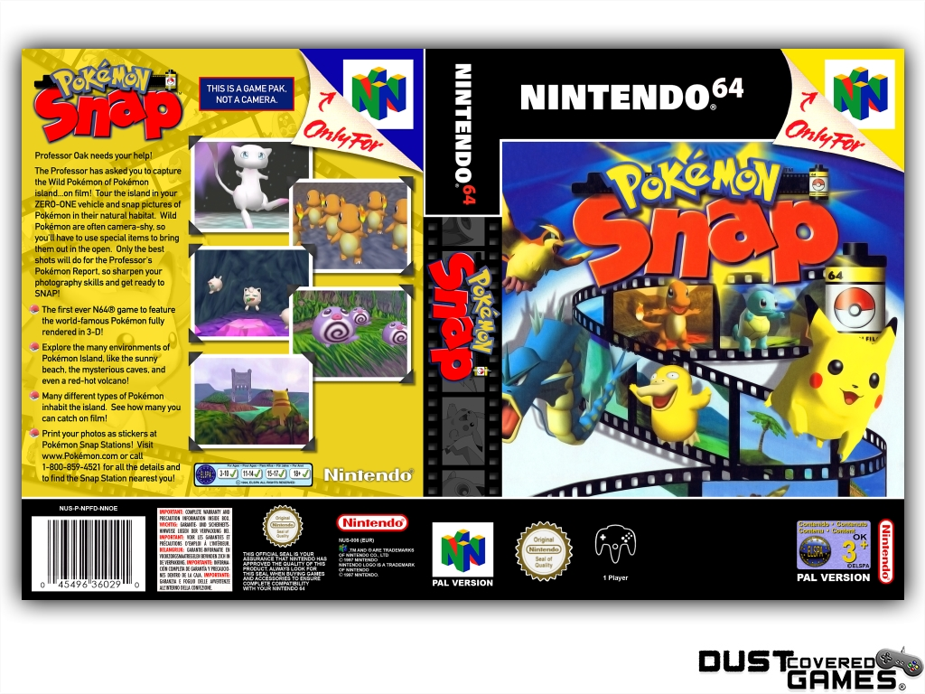 Pokemon snap download foto gambar wallpaper film-15246