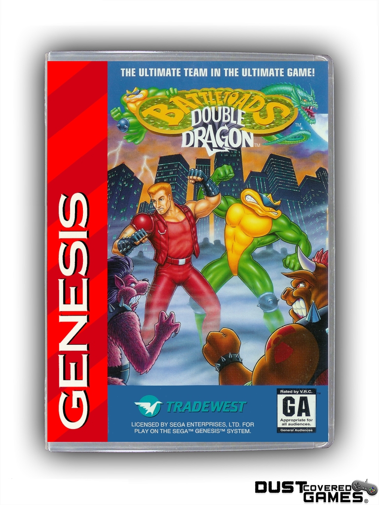 Battletoads and double dragon sega genesis game genie dragon fist 2 games download