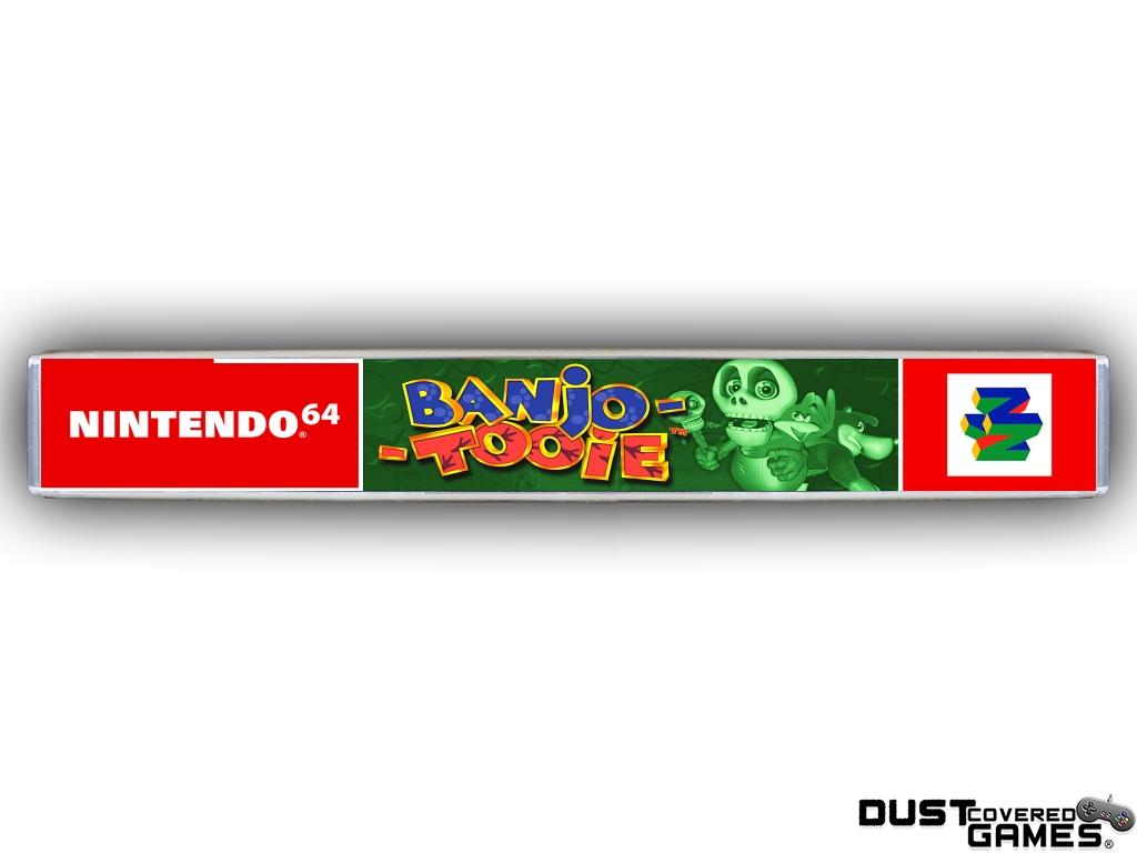 Banjo-Tooie-N64-Nintendo-64-Game-Case-Box-Cover-Brand-New-Professional-Quality miniatuur 7