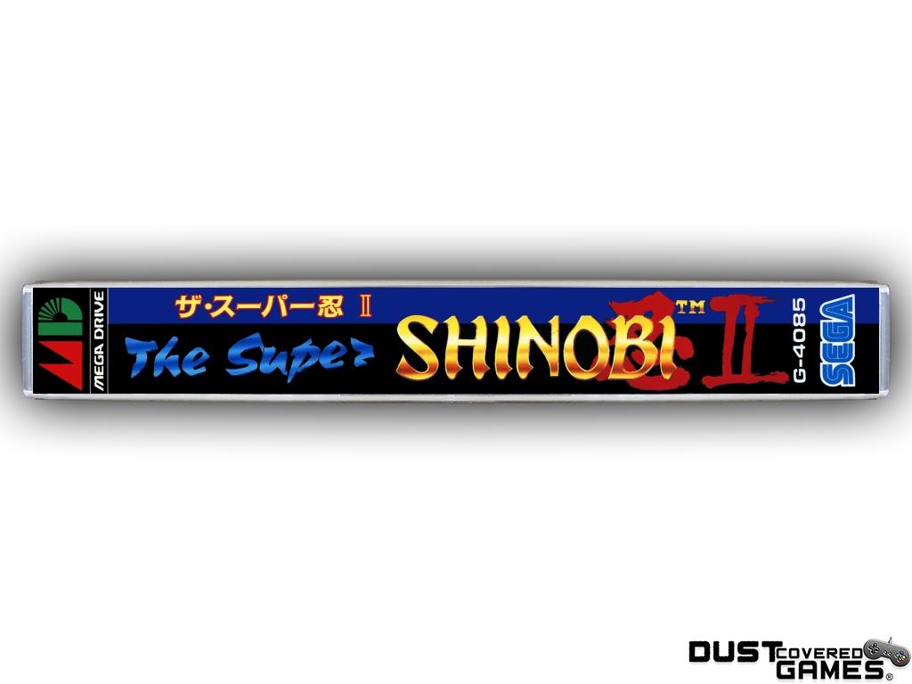 Shinobi-III-Return-of-the-Ninja-Master-GEN-Genesis-Game-Case-Box-Cover-New-Pro thumbnail 11