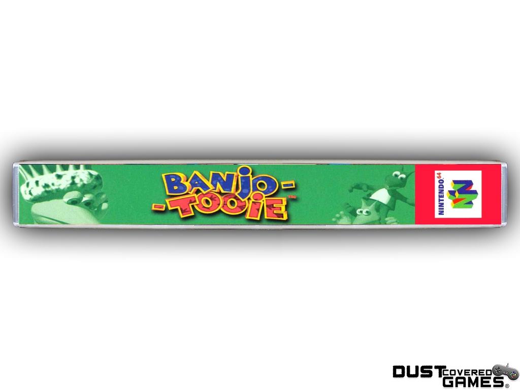 Banjo-Tooie-N64-Nintendo-64-Game-Case-Box-Cover-Brand-New-Professional-Quality miniatuur 3