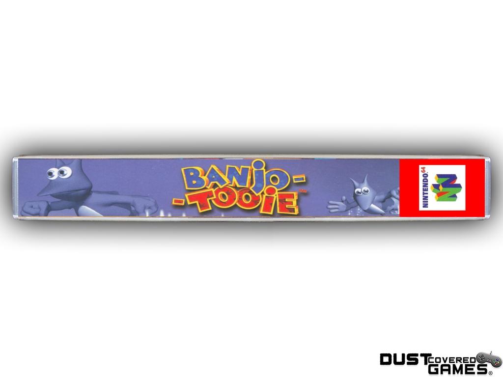 Banjo-Tooie-N64-Nintendo-64-Game-Case-Box-Cover-Brand-New-Professional-Quality miniatuur 15