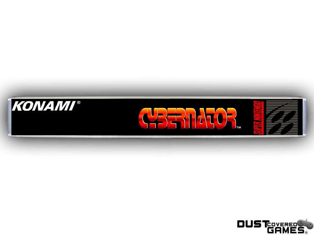 thumbnail 3 - Cybernator-SNES-Super-Nintendo-Game-Case-Box-Cover-Brand-New-Pro-Quality