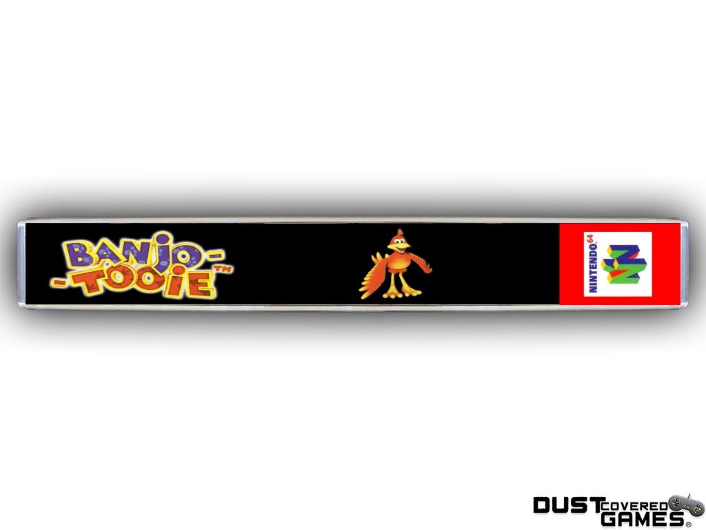 Banjo-Tooie-N64-Nintendo-64-Game-Case-Box-Cover-Brand-New-Professional-Quality miniatuur 19