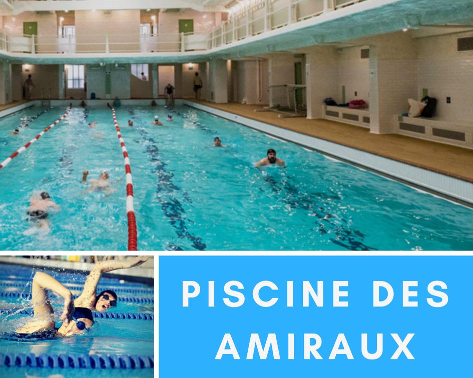 Best swimming pool Paris summer