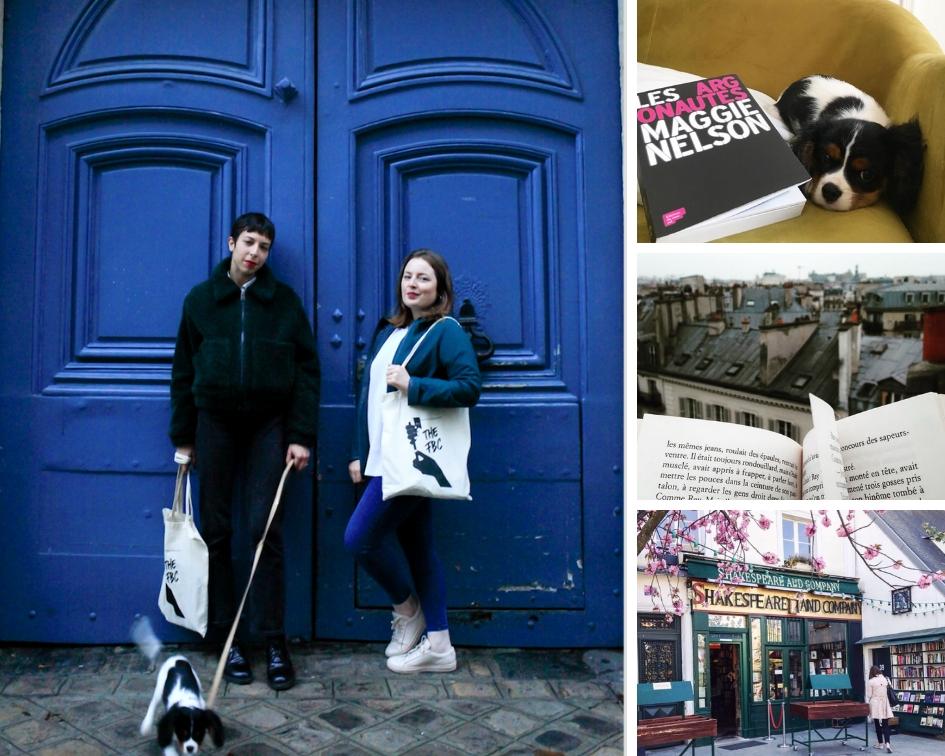 Book club Paris