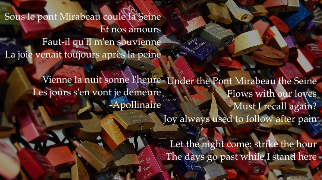 7 French Love Poems That'll Melt Your Heart - Frenchly