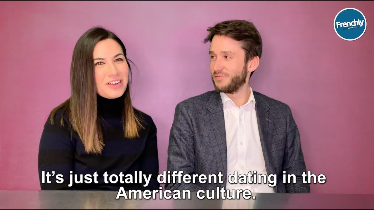 french culture and dating