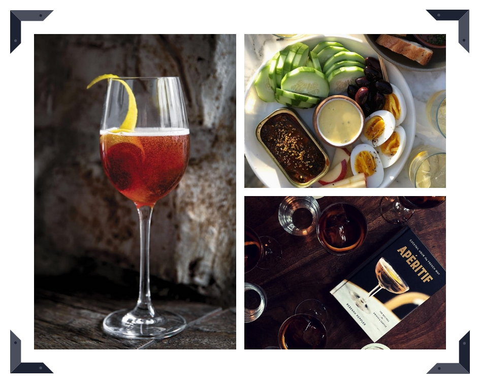 How to do the French aperitif