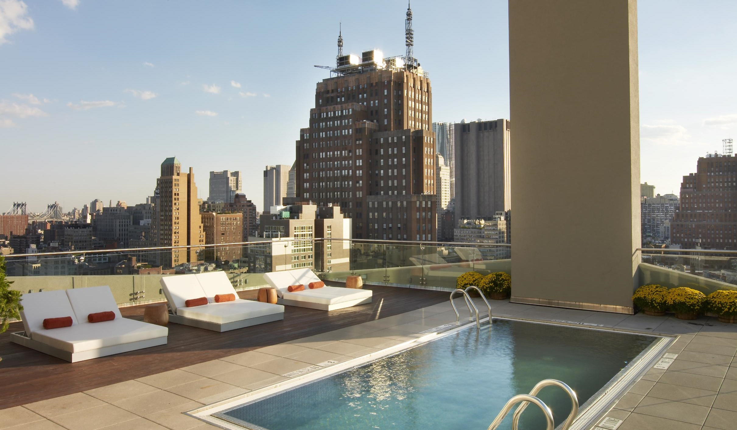 Nos Neuf Rooftops Preferes A New York French Morning