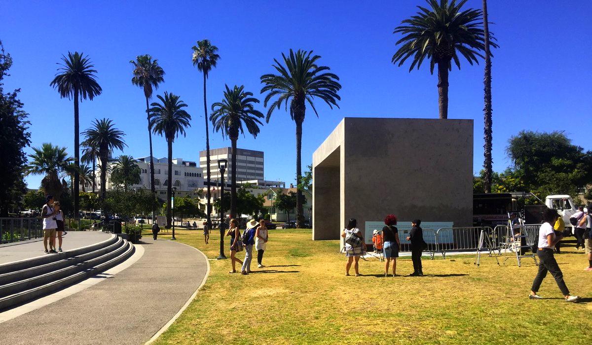 echo park current LA
