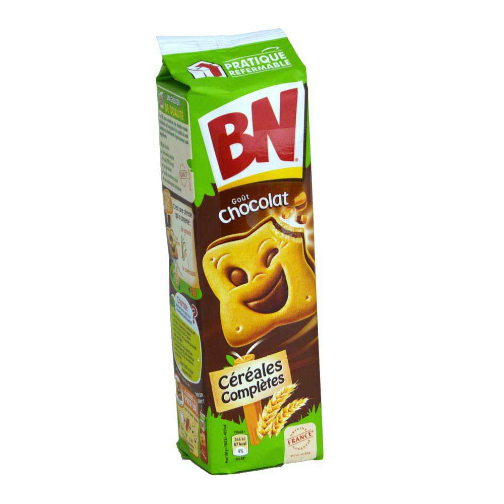 Chocolat BN - LU - Frenchly
