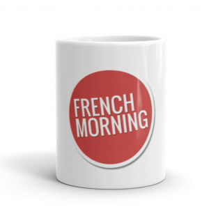 Mug French Morning