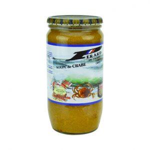 Soupe de crabe - Perard