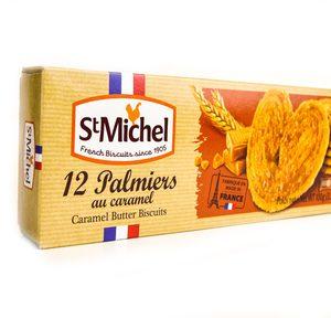 Palmier au caramel  – St Michel