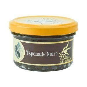 Tapenade Noire - Délices du Luberon