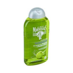 Shampoing pomme & feuilles d'olivier – Le Petit Marseillais