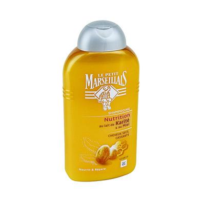 Shampoing au lait de karité et au miel – Le Petit Marseillais