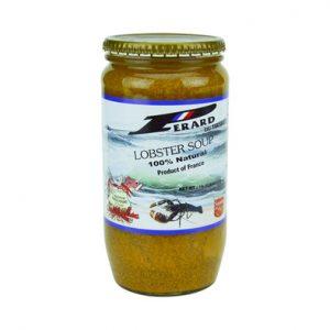 Soupe de homard - Perard