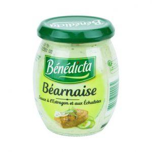 Sauce béarnaise – Bénédicta