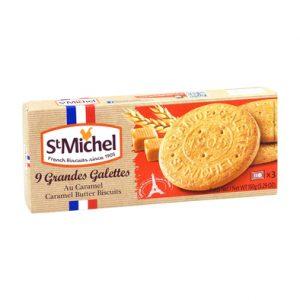 Galettes au caramel – St Michel