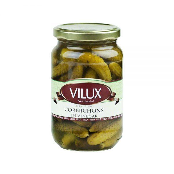 Cornichons au vinaigre - Vilux