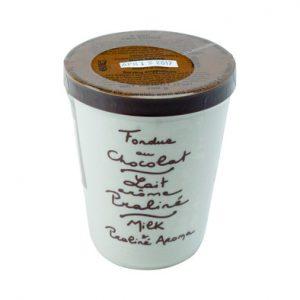 Préparation à fondue au chocolat au lait - Anysetiers du Roy