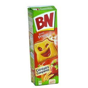 BN à la fraise - LU