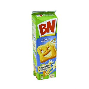 BN à la vanille - LU