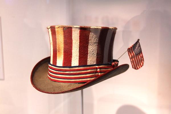 Le chapeau Captain Trips de Jerry Garcia