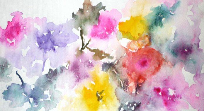 Image Aquarelle un atelier pour apprendre l'aquarelle à la kendall campus gallery
