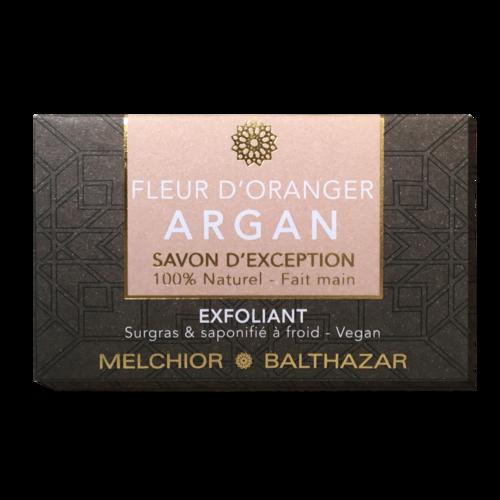 Luxury Exfoliating Orange Blossom Creamy Soap