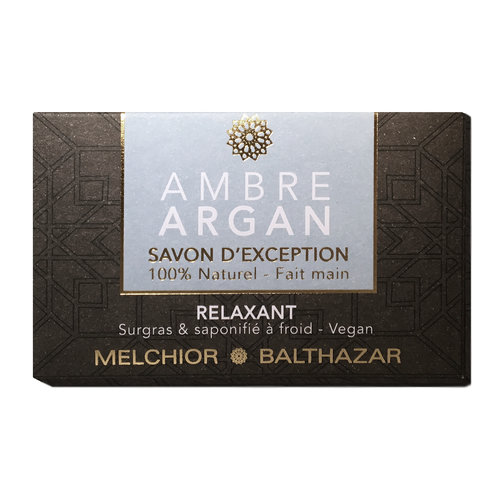 Luxury Relaxing Amber Creamy Soap